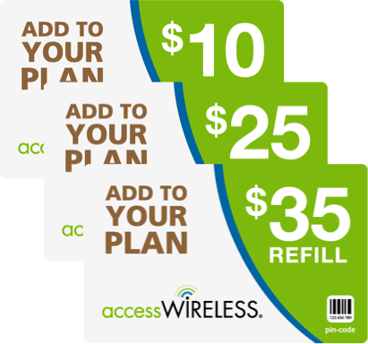 No Contract Wireless Plans, Unlimited Talk & Text - Access